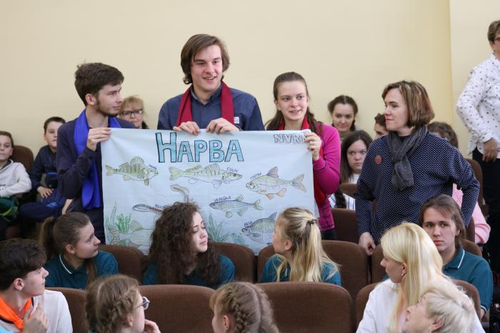 Команда из России