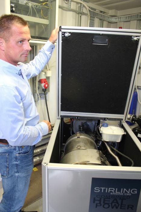 Двигатель Стирлинга - важное звено в превращении метана в энергию